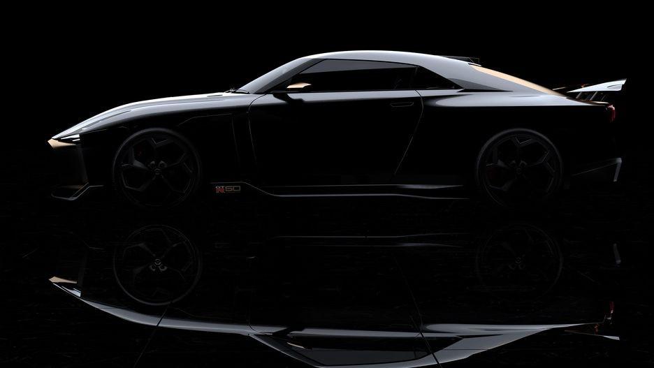 前沿新知:日产GT-R50周年纪念版发布