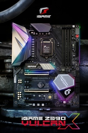 �������� iGame Z390 Vulcan X����ͼ��
