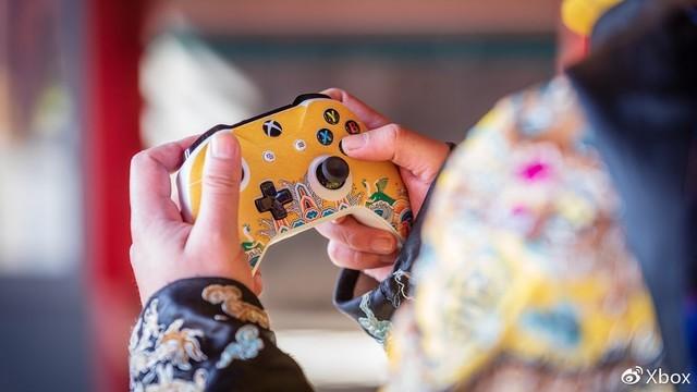 喜迎中国年!Xbox推出三款限量版手柄贴纸