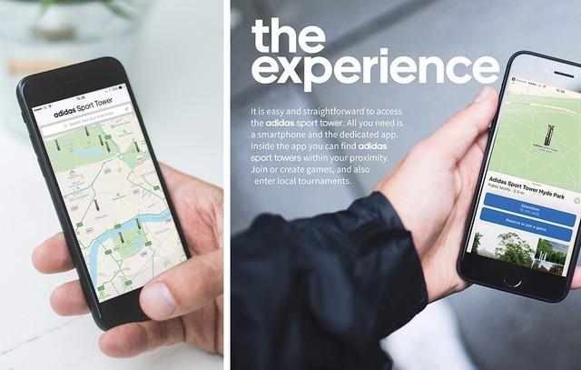 你还可以通过手机APP寻找你附近的这种装置,即使到了陌生的地方也不会尴尬。