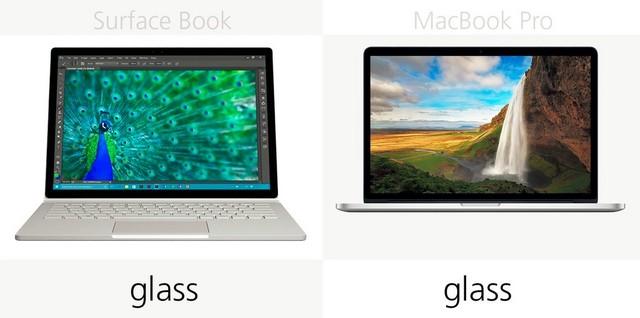 触控板材质:均采用玻璃材质。