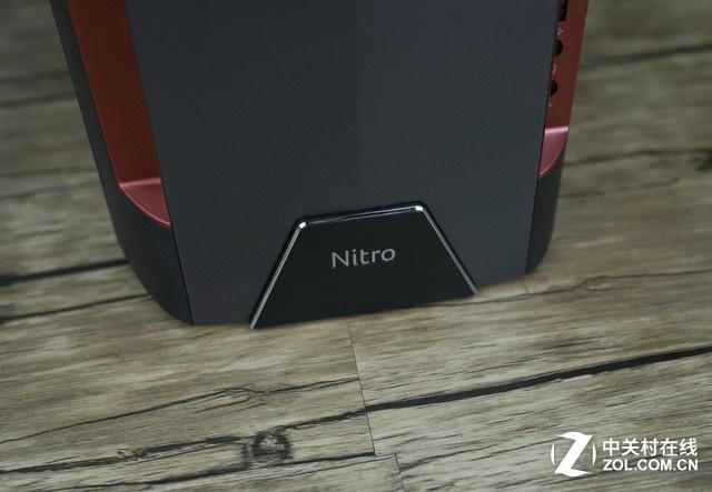 强力游戏先锋 暗影骑士游戏台式机N50图赏