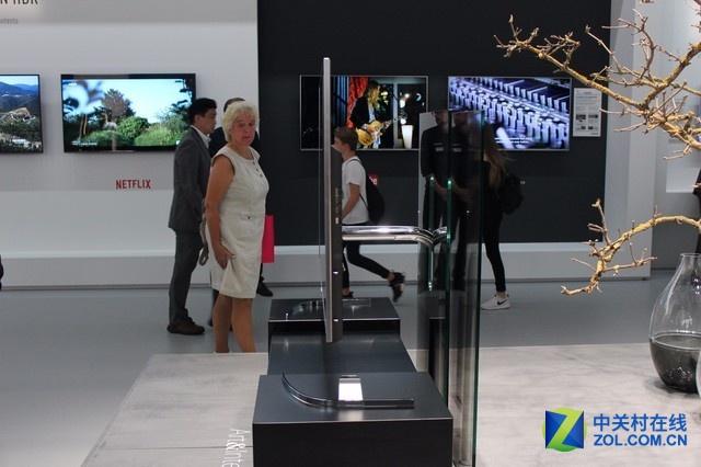 浓重金属科技感 IFA2017松下展台美图赏