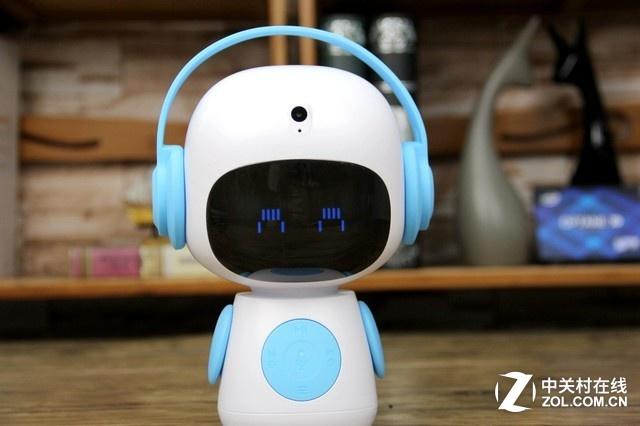 成长必备!酷宝人工智能互动机器人美图赏